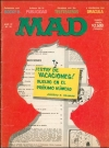 Thumbnail of MAD Magazine #36