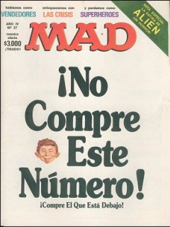 Go to MAD Magazine #37 • Argentina