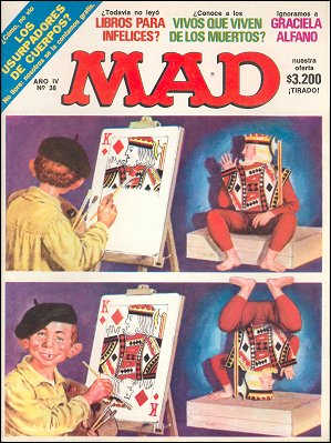 MAD Magazine #38 • Argentina