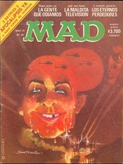 Go to MAD Magazine #39 • Argentina