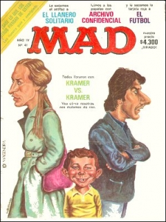 Go to MAD Magazine #41 • Argentina