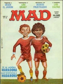 Go to MAD Magazine #42 • Argentina