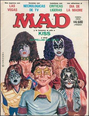MAD Magazine #43 • Argentina