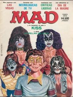 Go to MAD Magazine #43 • Argentina