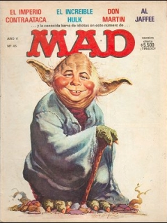 Go to MAD Magazine #45 • Argentina