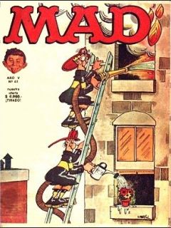 Go to MAD Magazine #46 • Argentina