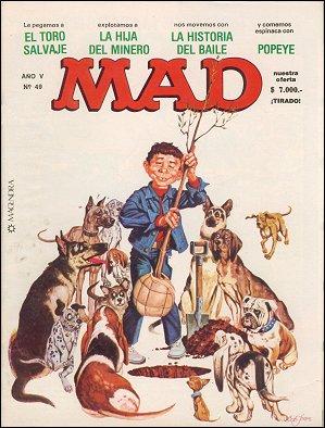 MAD Magazine #49 • Argentina