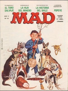 Go to MAD Magazine #49 • Argentina