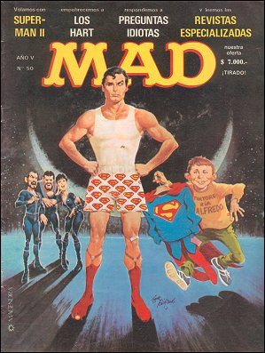 MAD Magazine #50 • Argentina