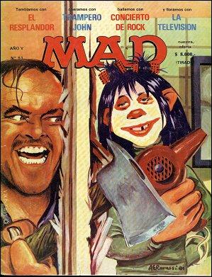 MAD Magazine #51 • Argentina