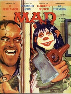Go to MAD Magazine #51 • Argentina