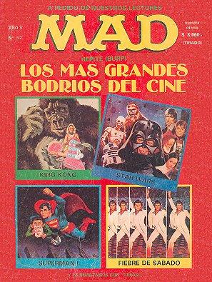 MAD Magazine #52 • Argentina