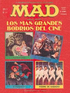 MAD Magazine #52 (Argentina)