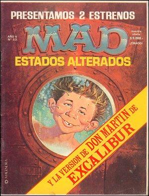 MAD Magazine #53 • Argentina