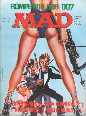 MAD Magazine #58 • Argentina