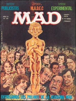 MAD Magazine #59 • Argentina
