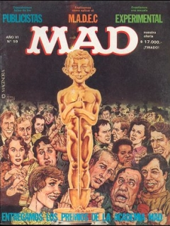 Go to MAD Magazine #59 • Argentina