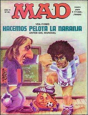 MAD Magazine #60 • Argentina
