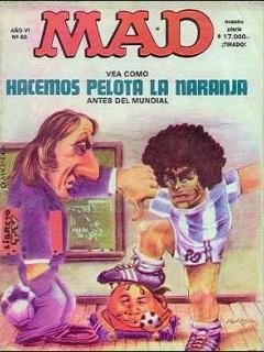 Go to MAD Magazine #60 • Argentina