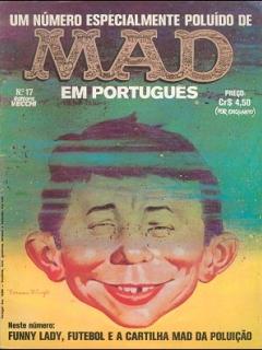 Go to MAD Magazine #17 • Brasil • 1st Edition - Veechi