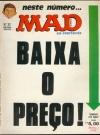 MAD Magazine #22 • Brasil • 1st Edition - Veechi