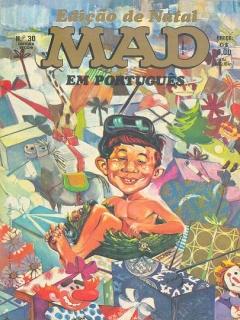 Go to MAD Magazine #30 • Brasil • 1st Edition - Veechi