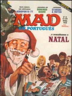 Go to MAD Magazine #42 • Brasil • 1st Edition - Veechi