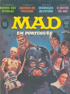 Go to MAD Magazine #45 • Brasil • 1st Edition - Veechi