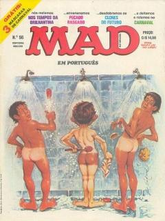 Go to MAD Magazine #56 • Brasil • 1st Edition - Veechi
