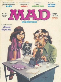 MAD Magazine #65 • Brasil • 1st Edition - Veechi