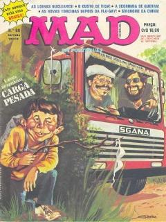 Go to MAD Magazine #66 • Brasil • 1st Edition - Veechi