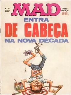 Go to MAD Magazine #67 • Brasil • 1st Edition - Veechi