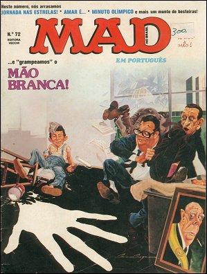 MAD Magazine #72 • Brasil • 1st Edition - Veechi