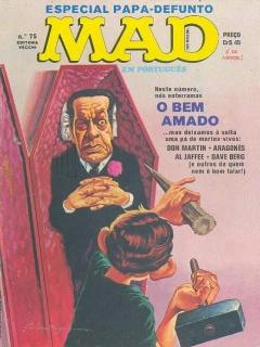 Go to MAD Magazine #75 • Brasil • 1st Edition - Veechi