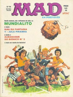 Go to MAD Magazine #79 • Brasil • 1st Edition - Veechi