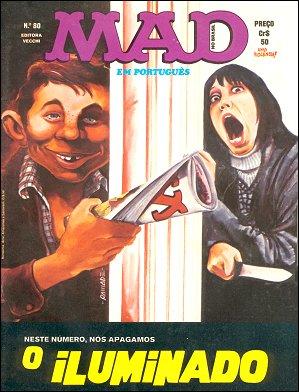MAD Magazine #80 • Brasil • 1st Edition - Veechi