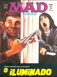 Go to MAD Magazine #80 • Brasil • 1st Edition - Veechi