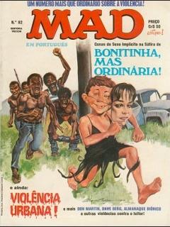 Go to MAD Magazine #82 • Brasil • 1st Edition - Veechi