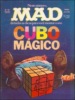 MAD Magazine #89 • Brasil • 1st Edition - Veechi