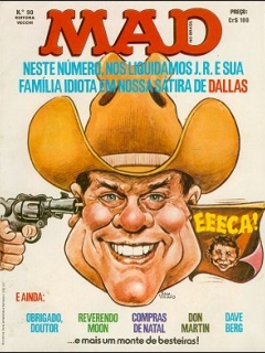 Go to MAD Magazine #90 • Brasil • 1st Edition - Veechi