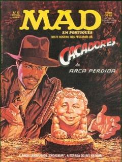 Go to MAD Magazine #92