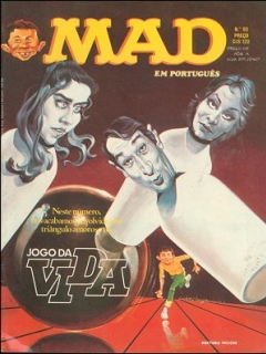 MAD Magazine #93 • Brasil • 1st Edition - Veechi
