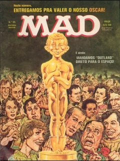 Go to MAD Magazine #95 • Brasil • 1st Edition - Veechi