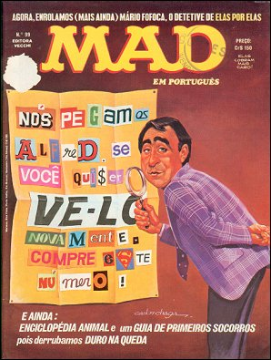 MAD Magazine #99 • Brasil • 1st Edition - Veechi