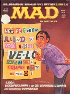 Go to MAD Magazine #99 • Brasil • 1st Edition - Veechi
