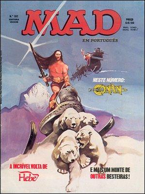 MAD Magazine #102 • Brasil • 1st Edition - Veechi