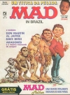 MAD Magazine #11 • Brasil • 2nd Edition - Record