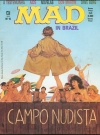 MAD Magazine #15 • Brasil • 2nd Edition - Record