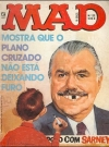 MAD Magazine #22 • Brasil • 2nd Edition - Record