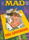 MAD Magazine #24 • Brasil • 2nd Edition - Record